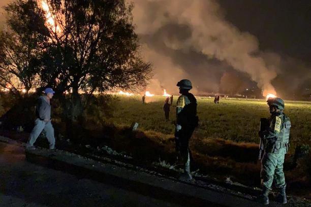 Мексико: Кражбата што предизвика експлозија на нафтоводот однесе 76 животи