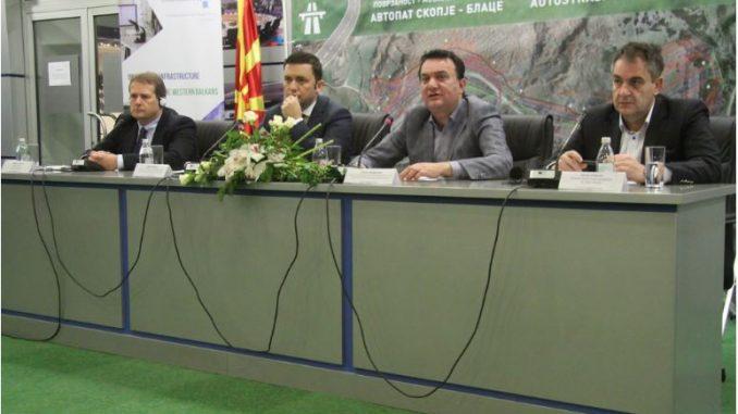Османи: Автопатот од 12,5 км од Скопје до Блаце е стратешки проект
