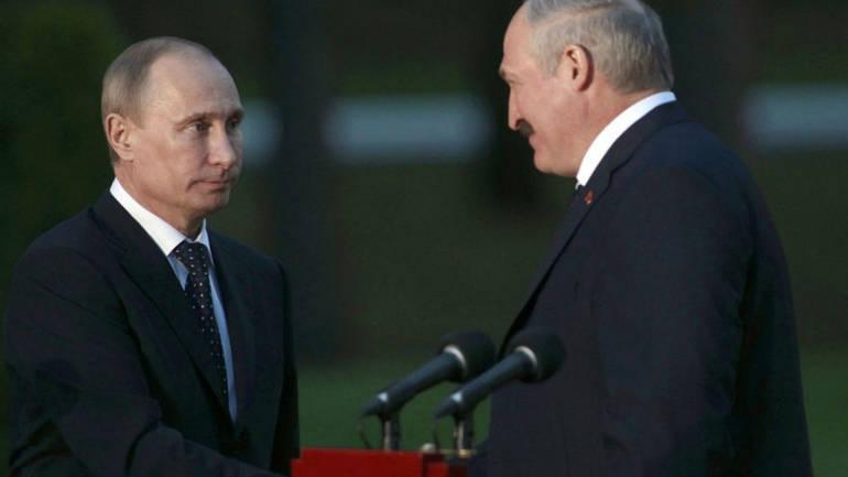 ПУТИН И ЛУКАШЕНКО: Сите проблеми во Белорусија ќе бидат решени