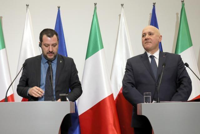 Салвини: Европа во јуни ќе се разликува од денешната што ја предводат бирократи