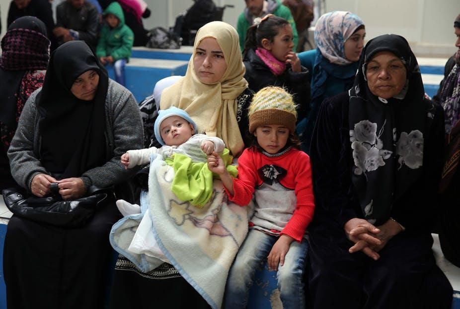 Речиси 200 илјади Сиријци се вратиле во татковината од Турција