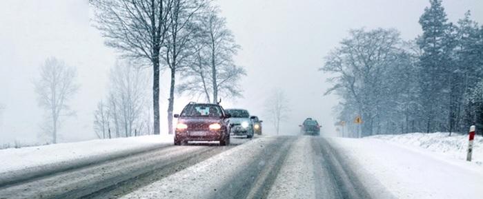 Време: Променливо со дожд и снег