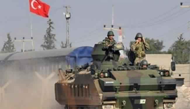Турција: Анкара испрати тенкови во Хатај на границата со Сирија
