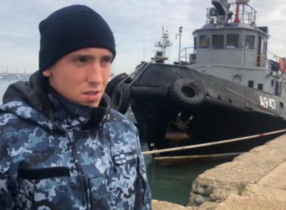 Руски медиуми: Можна е размена на 24-те украински морнари за притворени Руси