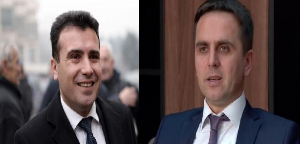 ПРЕДИЗБОРЕН ДОГОВОР: Заев и Касами ќе си дадат беса за македонско-албанска коалиција