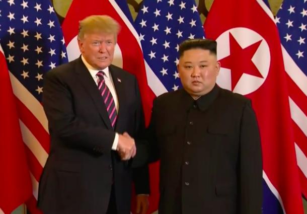 ТРАМП: Ким е премногу паметен, но ризикува да изгуби се!