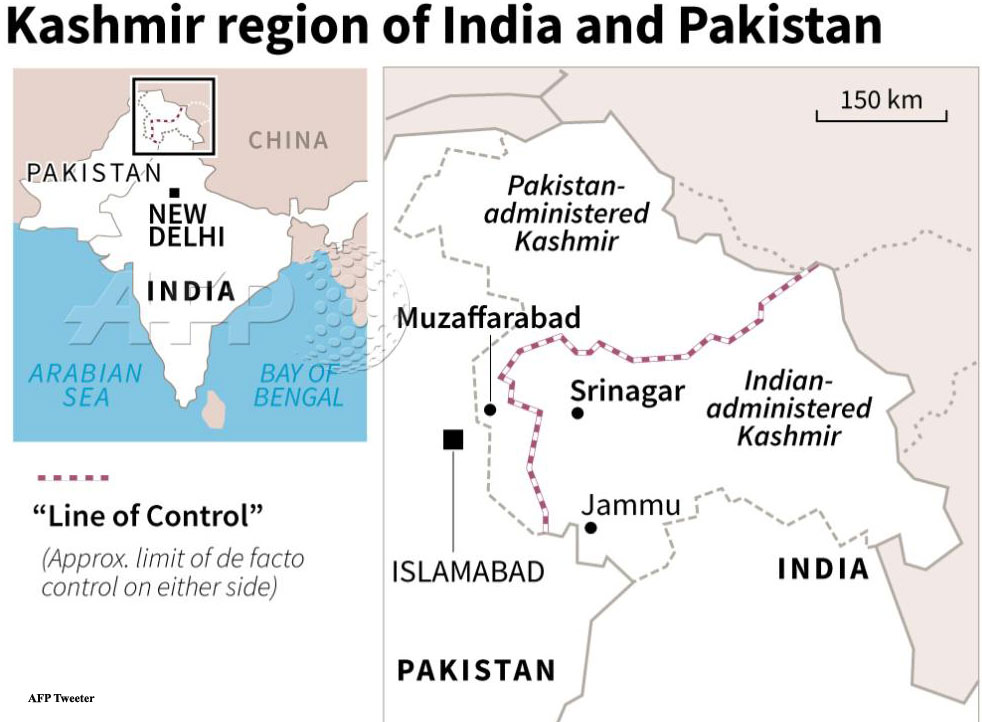 Индија: Повторно воведено ограничено движење во Кашмир