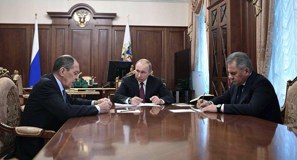 Путин го потпиша Указот за новата Влада
