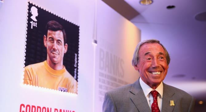 Почина легендарниот англиски фудбалски голман Гордон Бенкс