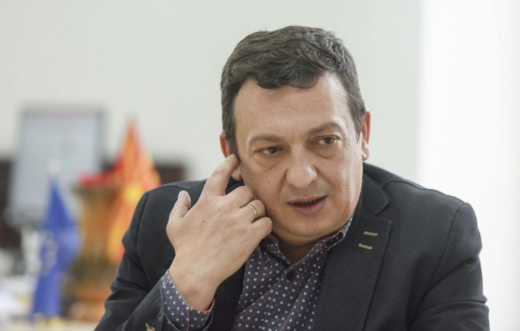 Мојсовски: Пожарот во Идризово го подметнале затвореници кои потоа се ставени во самица