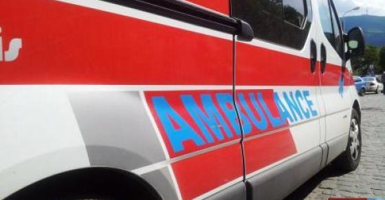 Гостивар: Тешко повреден работник итно донесен на скопските Клиники