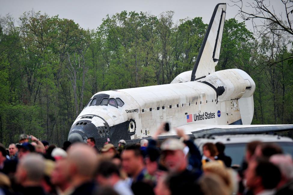 """На денешен ден: Во 1994 г. со слетувањето на Земјата на шатлот """"Диксавери"""" заврши првата американско-руската спејс шатл мисија"""