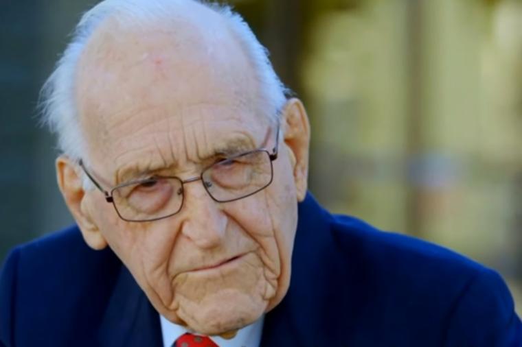 Има 104 години, во пензија отишол на 95 и подвижен е како момче: Докторот ја открива тајната на долговечноста(ВИДЕО)