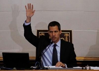 Грција: Хуан Гуаидо е претседател на Венецуела