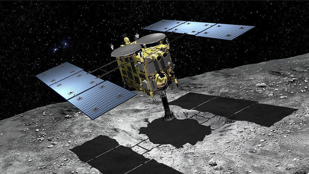 Вселенско летало на Јапонија се обидува да слета на астероид на 280 мил/км од Земјата