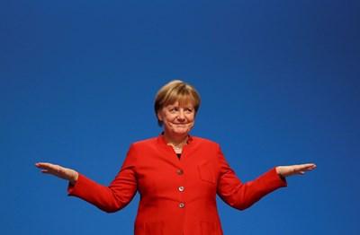 Дојчландтренд: Меркел пред крајот на мандатот станува се популарна