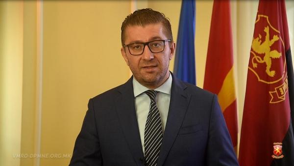 МИЦКОСКИ: Заев меѓу двата круга во Тетово договорил редефинирање на Македонија