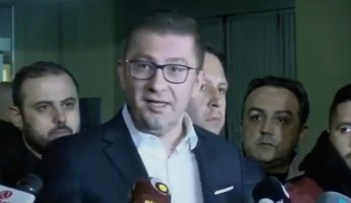"""МИЦКОСКИ: Датум нема, кај и да е, Заев ќе почне со """"нема правда, нема ЕУ"""""""