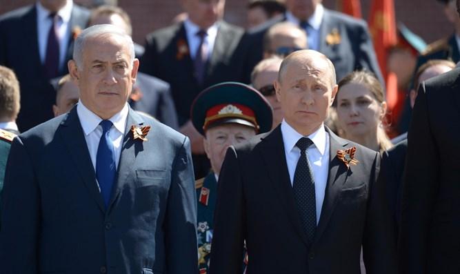 Москва: Нетанјаху на 27 февруари гостин на Путин