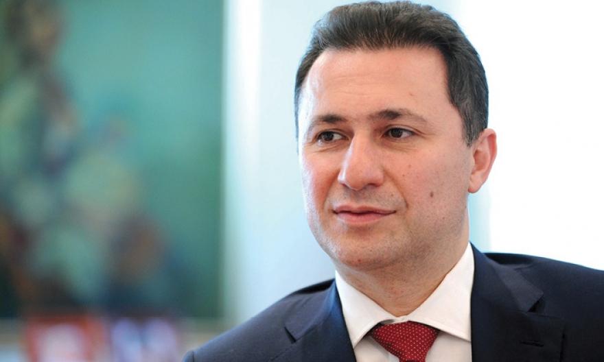 ГРУЕВСКИ: Заев е пироман кој ја води Македонија кон бездна