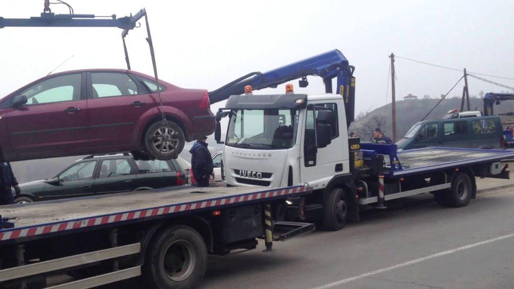 "Скопје: ""Пајаците"" се неуморни, за една недела дигнале 264 возила"