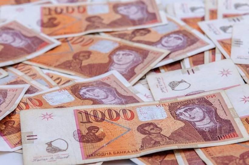 НБРМ: Растат и влоговите и задолжувањето