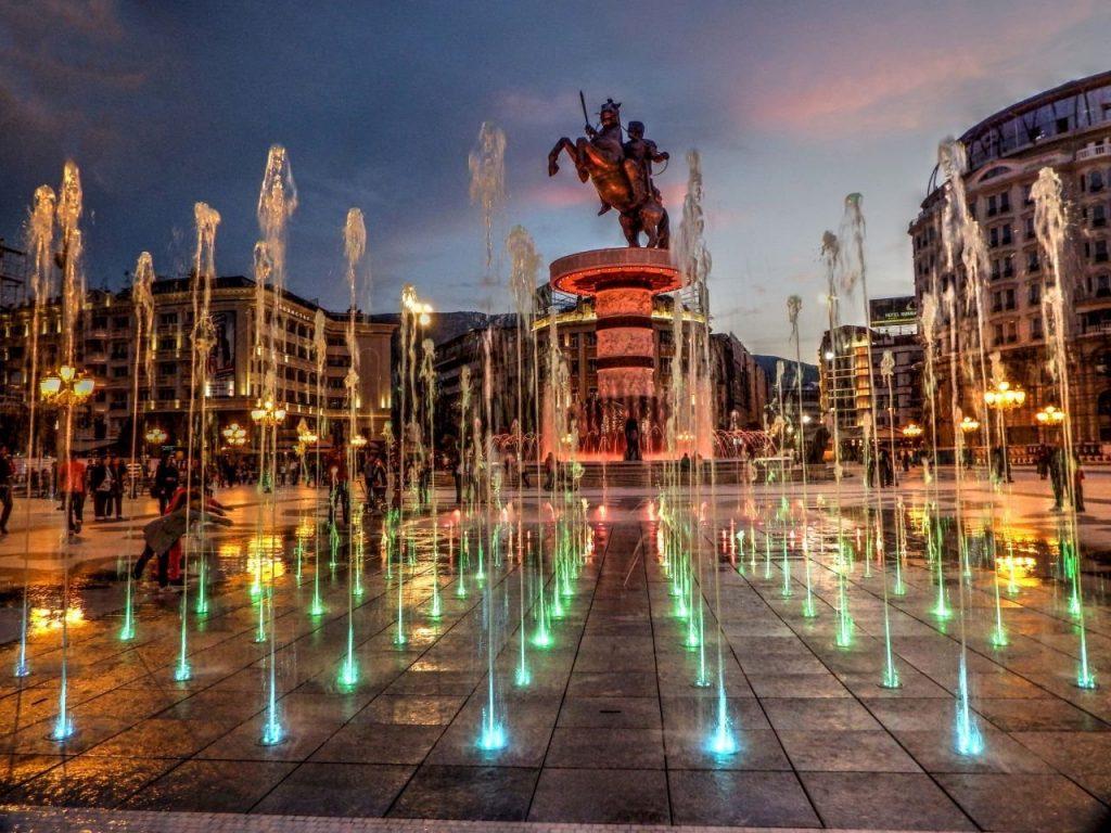 ДЗС: Скопје најпосетено од странски туристи