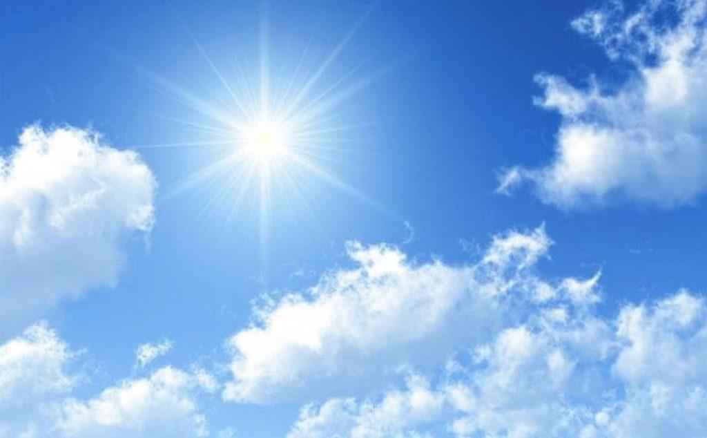 Време: Сончево претпладне, нестабилно попладне