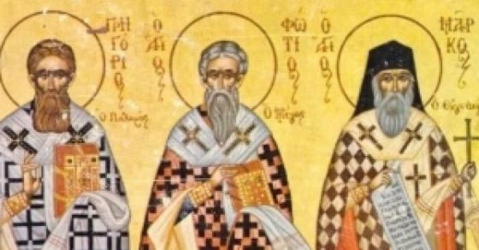 Денеска се слават Св. Три Светители, три столбови на христијанската црква
