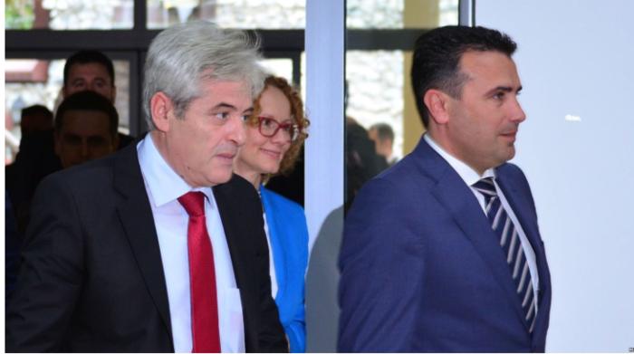 АХМЕТИ: И за ДУИ е прифатлив избор на претседател во Собранието