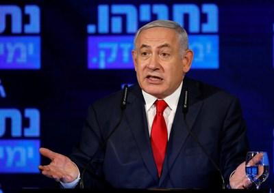 Израелскиот премиер Бенјамин Нетанјаху е во самоизолација