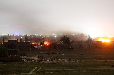 Сириската војска влезе во Манбиж