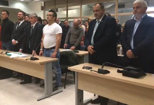 ИМ ПРЕСУДИЈА НА ПАТРИОТИТЕ: Митко Чавков доби затвор од 18 години, Јане Ченто 15, Дурловски ослободен