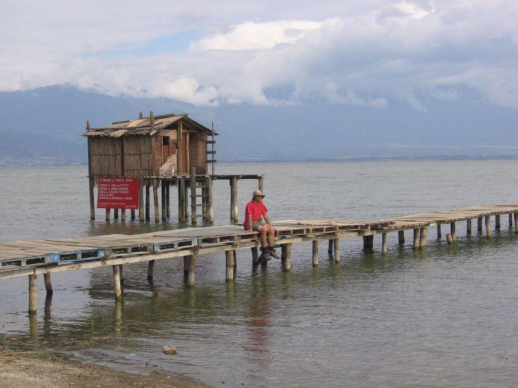 Дојранското Езеро повторно во минус: 11 сантиметри под дозволениот водостој