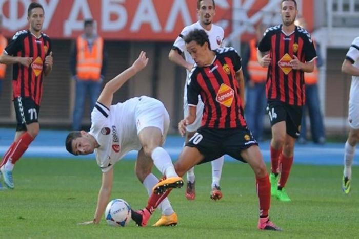 Ранг листа: Премиер лига број еден во светот, Македонската прва лига на 77. место