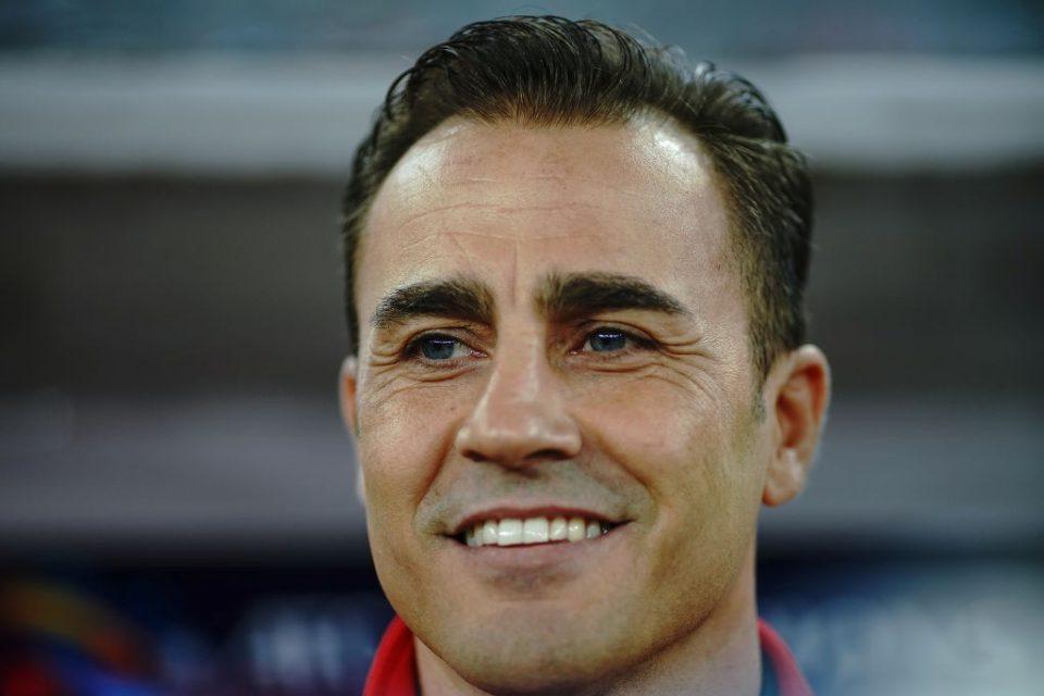 Кина: Италијанецот Канаваро е нов селектор на фудбалската репрезентација