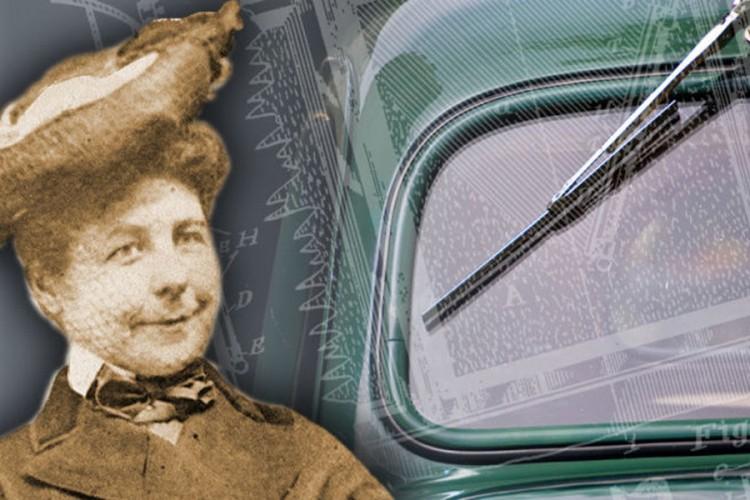 Мери Андерсон, жената благодарение на која возилата имаат бришачи
