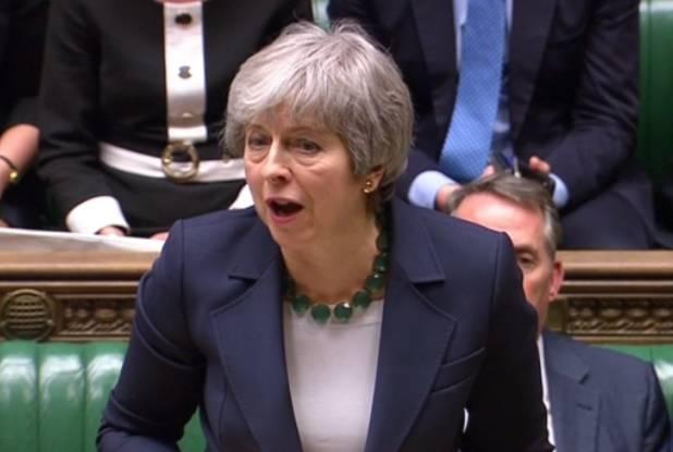 Британските пратеници одобрија предлог на Меј да побара од ЕУ одлагање на брегзит до 30 јуни