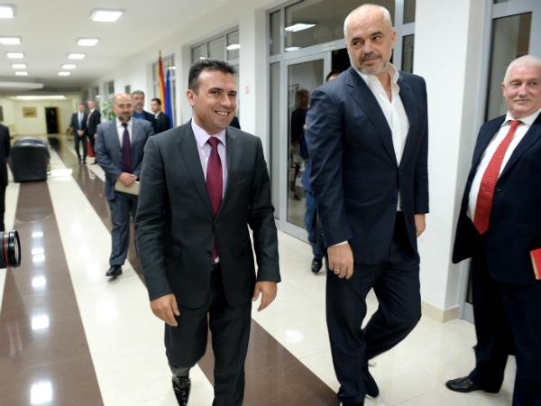 Рама: Продолжување на автопатот Руга е Арбрит до Скопје е стратешка потреба