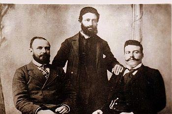 На денешен ден: Во 1903 г. македонскиот револуционер Гоце Делчев со четата го разурнал тунелот кај реката Ангиста, Серско, во Егејска Македонија