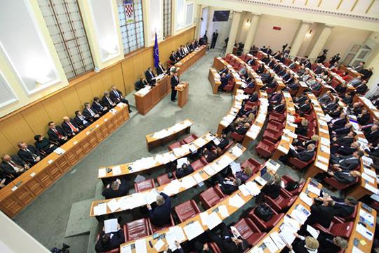 Хрватска: Саборот го ратификува Протоколот за Македонија во НАТО