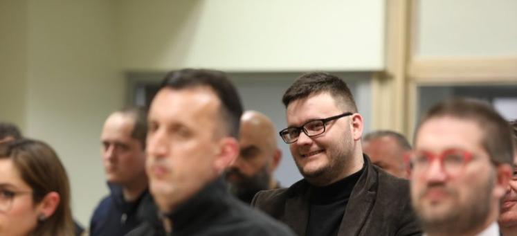 """Јане Ченто го вратил решението на судот за притвор зашто на него пишувало """"Република Северна Македонија"""""""