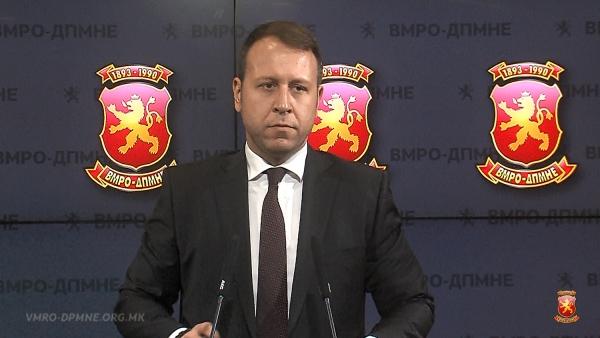 (видео) ЈАНУШЕВ: Правдата е погребана со политичката пресуда од 211 години затвор за монтиран случај, за што наскоро Заев ќе одговара