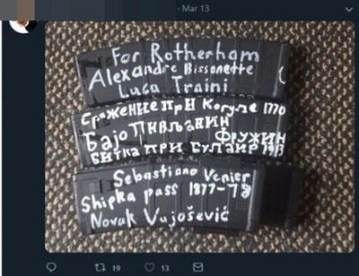 БУГАРИЈА ИЗНЕНАДЕНА: Натпис на бугарски на оружјето на терористите во Нов Зеланд