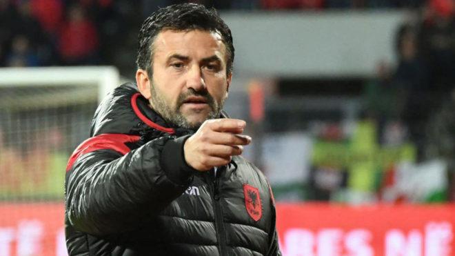По поразот од Турција, Панучи веќе не е тренер на Албанија