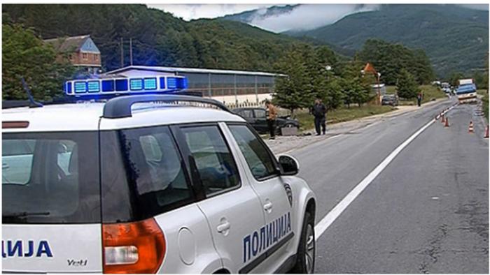 Сообраќајка на патот Гостивар-Кичево: Шест лица повредени кај раскрсницата за Маврово