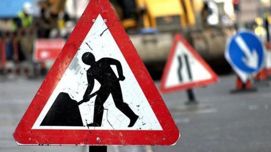 АМСМ: Во вторник делумен прекин во сообраќајот на патот Охрид-Кичево