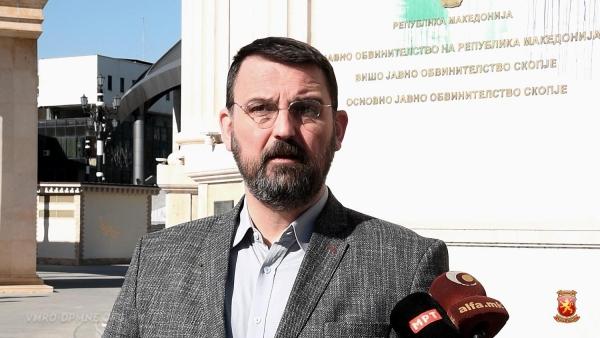 СТОИЛКОВСКИ: Што толку го мачи Костадинов за така отворено да лаже за аферата Рекет?