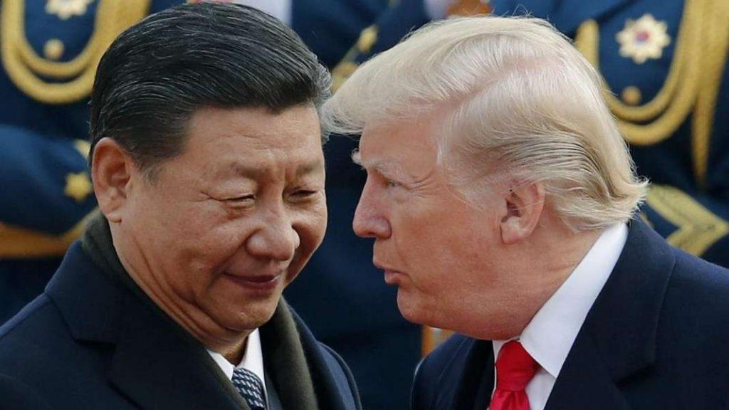 САД: Се одлага средбата меѓу Трамп и Си Џинпинг