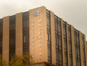 МАКЕДОНЦИ ВО ГРЦИЈА: Универзитетот Македонија во Солун го одби барањето на Виножито за изучување македонски јазик